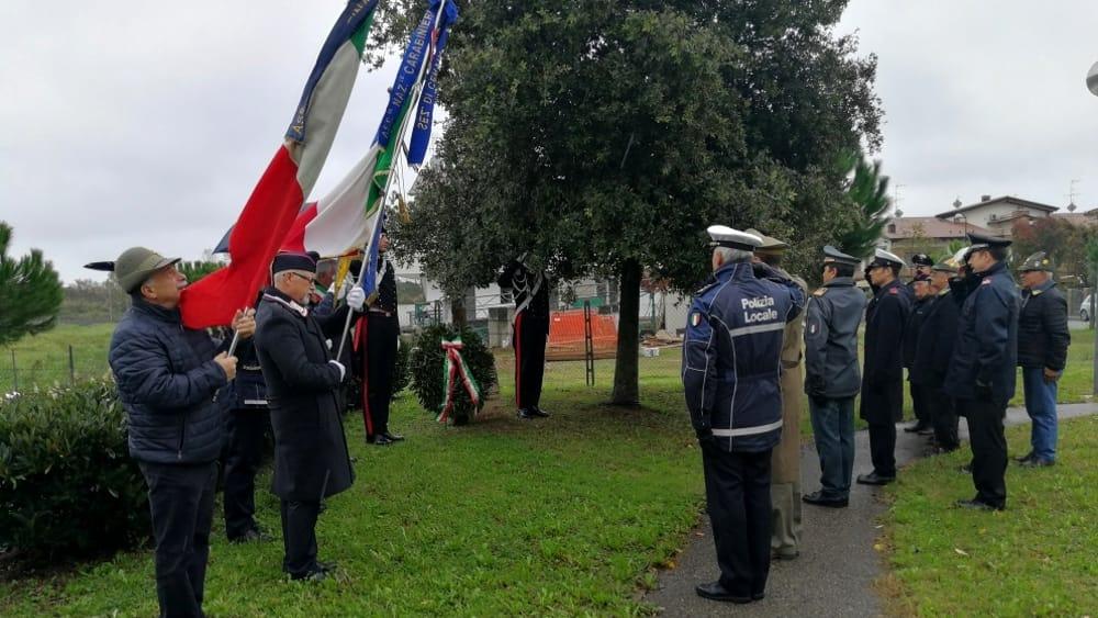 La città di Cervia commemora i Caduti di Nassiriya - RavennaToday