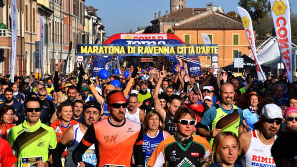 La Maratona di Ravenna città d'arte 2019 va in televisione - RavennaToday