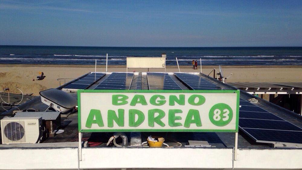Fotovoltaico, filtraggio dell\'acqua e domotica: il bagno Andrea ...