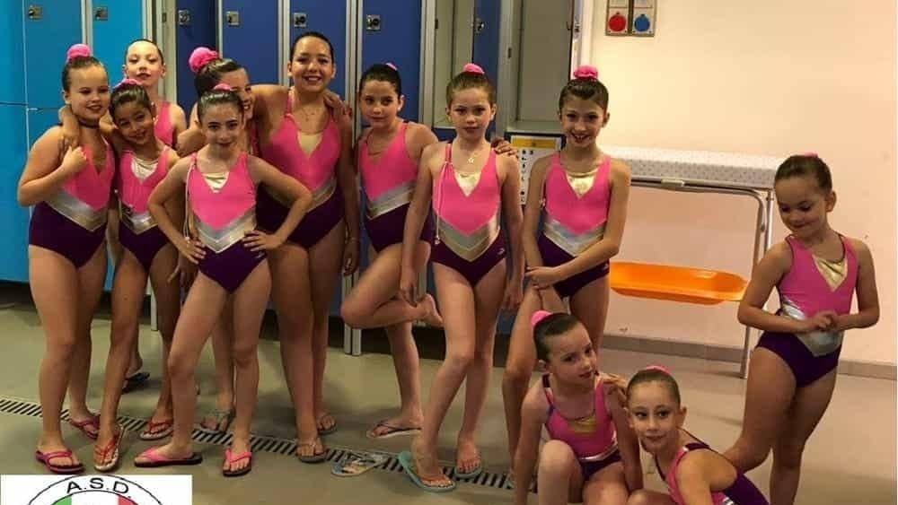 Nuoto Sincronizzato Le Nuotatrici Lughesi Ai Campionati Regionali