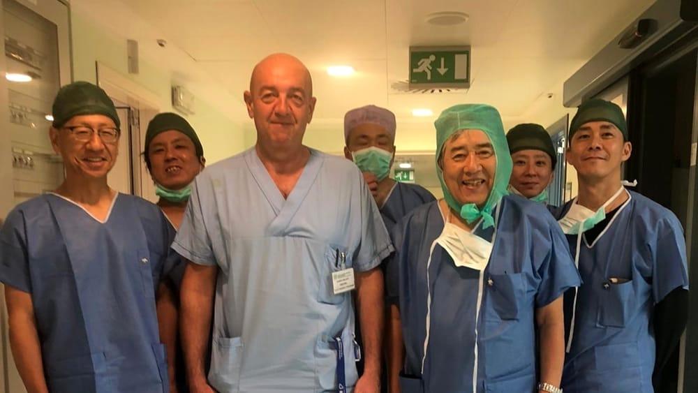 Ortopedia all'avanguardia: dal Giappone a Ravenna per imparare nuove tecniche chirurgiche - RavennaToday